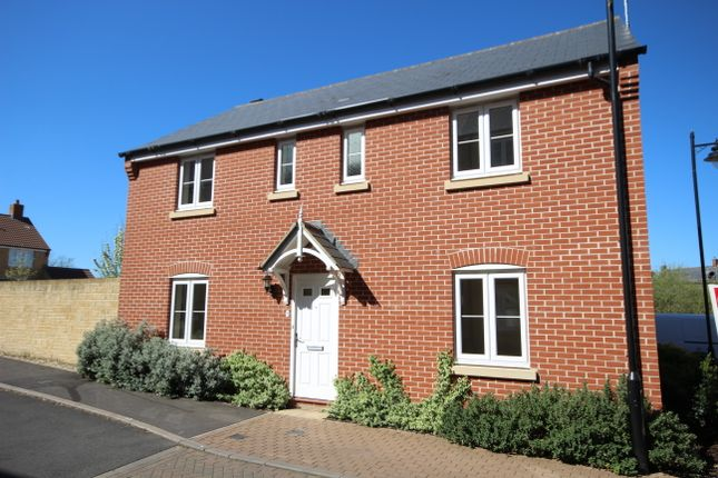 Thumbnail Detached house to rent in Old Tannery Way, Milborne Port
