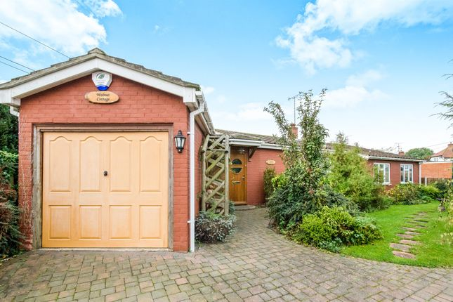 Thumbnail Detached bungalow for sale in West End Road, Tiptree, Colchester