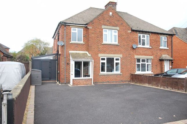 Thumbnail Semi-detached house for sale in Cheltenham Road, Longlevens, Gloucester