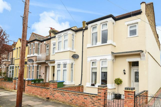 Thumbnail End terrace house for sale in Blanmerle Road, London