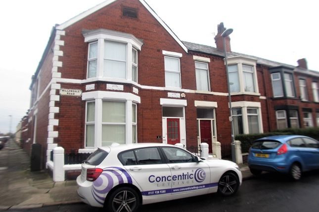 Thumbnail Shared accommodation for sale in Willowdale Road, Walton, Liverpool