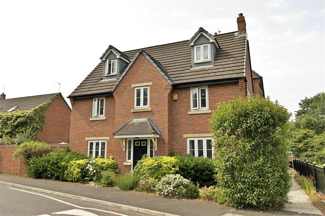 Thumbnail Detached house for sale in Applewood Grove, Halewood, Liverpool, Merseyside