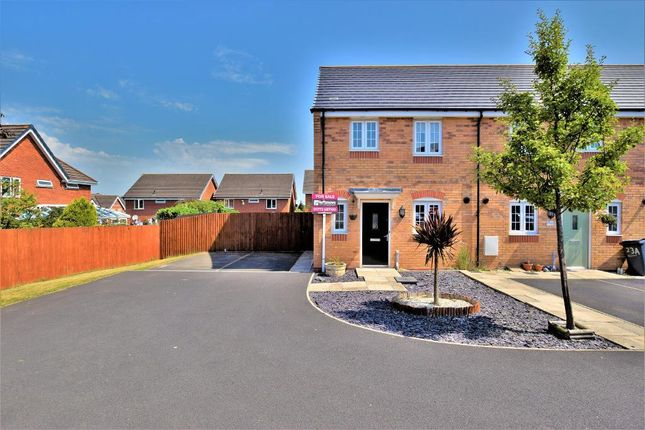 Thumbnail Semi-detached house for sale in Sycamore Drive, Wesham, Preston