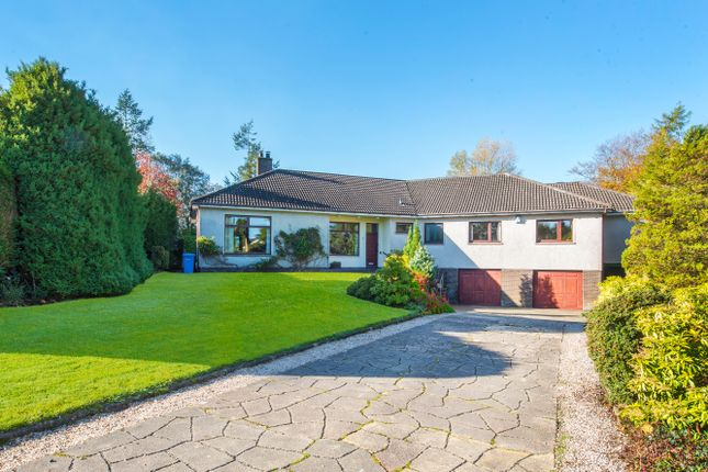 Thumbnail Detached bungalow for sale in Thorn Avenue, Thorntonhall