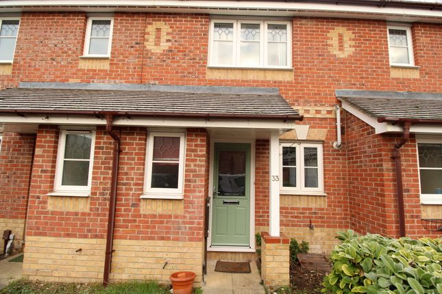Thumbnail Terraced house to rent in Amber Close, Earley, Reading