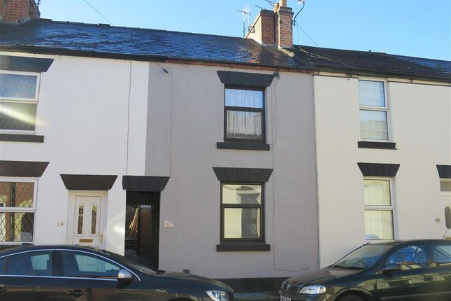 Thumbnail Terraced house to rent in York Street, Derby