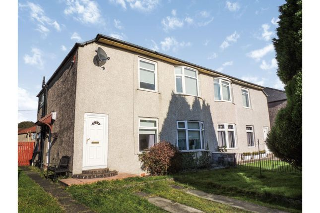 Thumbnail Flat for sale in Kingsbridge Drive, Glasgow