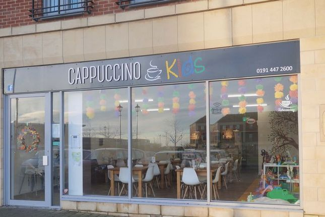 Restaurant/cafe for sale in Cappuccino Kids, Unit Sea Winnings Way, South Shields