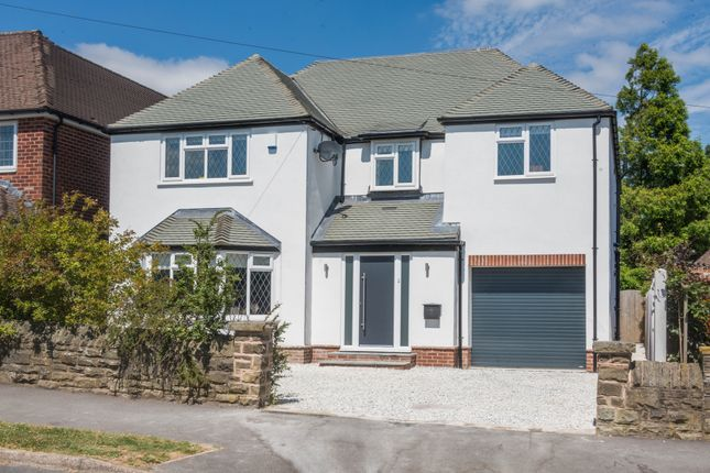 Thumbnail Detached house for sale in Kerwin Road, Dore, Sheffield