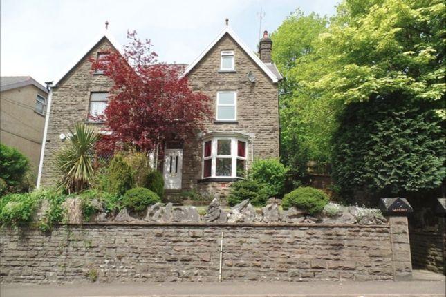 Thumbnail Semi-detached house for sale in Gavenny Villa, High Street, Penydarren Road, Merthyr Tydfil, Merthyr Tydfil