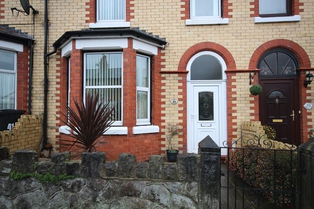 Thumbnail Terraced house to rent in Coed Coch Road, Old Colwyn, Colwyn Bay