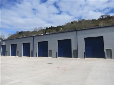 Thumbnail Light industrial to let in Glandwr Industrial Estate, Aberbeeg, Abertillery