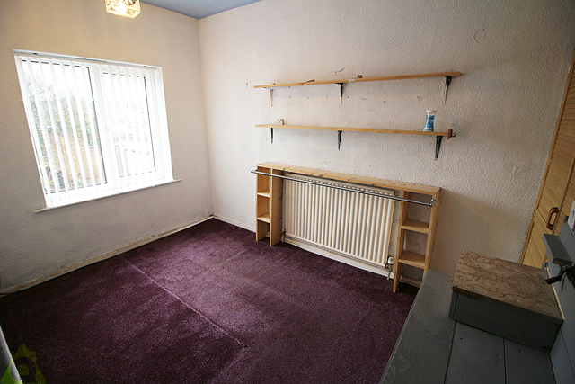 Bedroom Two of Bolton Road, Westhoughton BL5