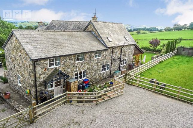 Thumbnail Semi-detached house for sale in Swn Y Nant, Penybont L E, Oswestry, Powys