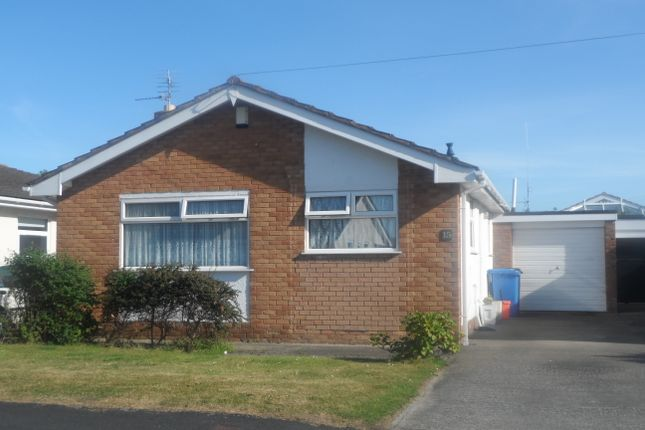 Thumbnail Detached bungalow to rent in Spruce Avenue, Rhyl