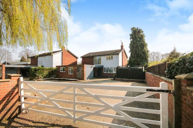 4 bed detached house for sale in Nazeing Road, Nazeing, Waltham Abbey
