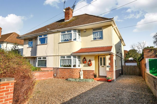 Thumbnail Semi-detached house for sale in Furze Road, Thorpe St. Andrew, Norwich