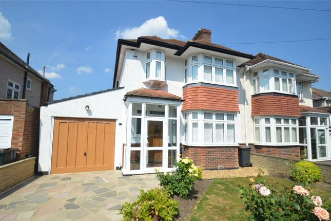 Semi-detached house for sale in Lake Road, Shirley, Croydon
