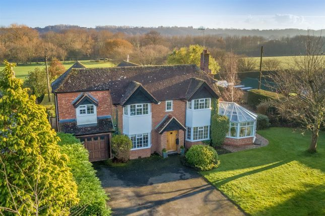 Thumbnail Detached house for sale in Evesham Road, Salford Priors, Evesham, Worcestershire
