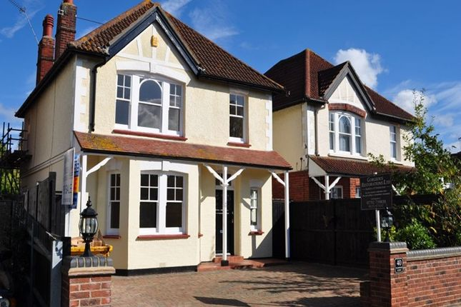 Thumbnail Detached house for sale in Old Road, Frinton-On-Sea