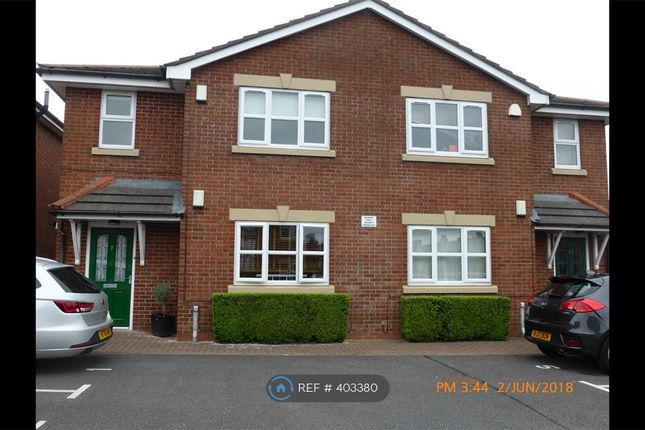 Thumbnail Flat to rent in Horwich, Bolton