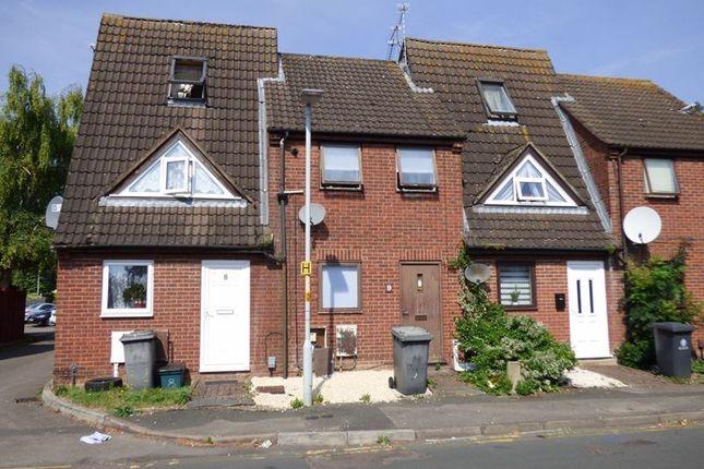 Thumbnail Terraced house for sale in Beckside Court, Millbrook Street, Tredworth, Gloucester