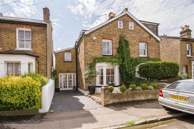Thumbnail Semi-detached house for sale in Heathfield North, Twickenham