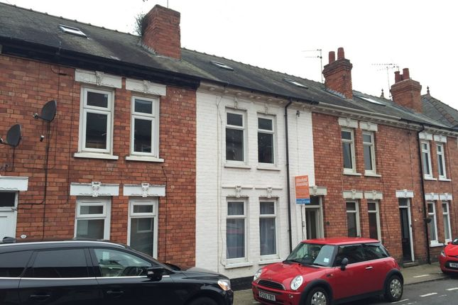 Thumbnail Terraced house to rent in Ely Street, Lincoln