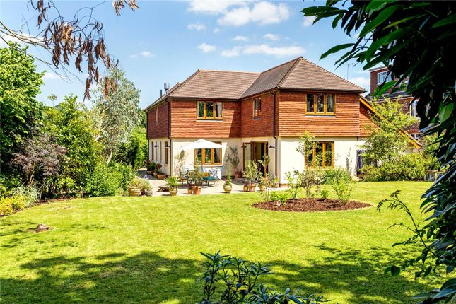Thumbnail Detached house for sale in Meadow Road, Groombridge, Kent