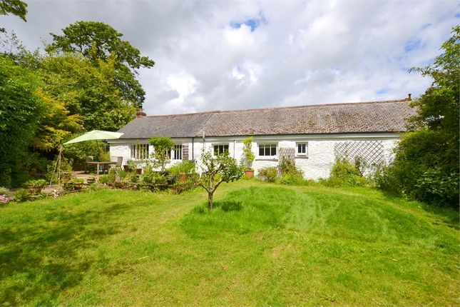 Thumbnail Cottage for sale in Killiow, Truro
