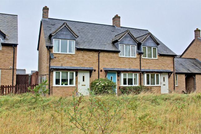 Thumbnail Terraced house for sale in Great Cambourne, Cambridge, Cambridgeshire
