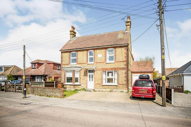 Thumbnail Detached house for sale in Higham Road, Wainscott, Rochester
