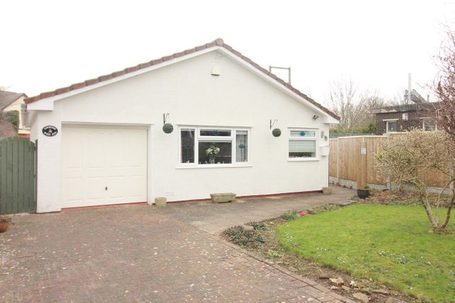 Thumbnail Bungalow for sale in West End, Magor, Caldicot