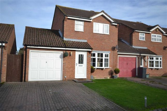 Thumbnail Detached house to rent in Chapel Gardens, Quedgeley, Gloucester