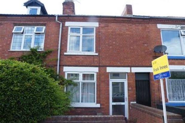 Thumbnail Terraced house to rent in Howard Street, Sutton-In-Ashfield