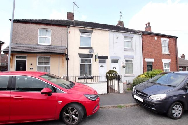 Thumbnail Terraced house to rent in Heath Street, Biddulph, Stoke-On-Trent