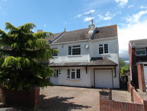 Thumbnail Semi-detached house for sale in Foxbury Lane, Gosport