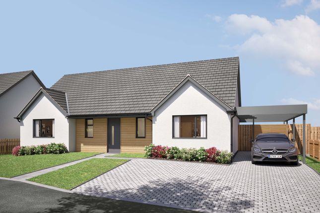 Thumbnail Detached bungalow for sale in Elver Close, Minsterworth, Gloucestershire