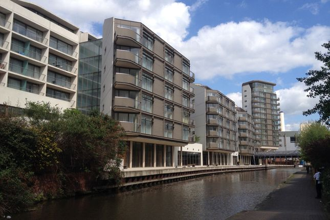 Thumbnail Flat to rent in Canal Street, Nottingham