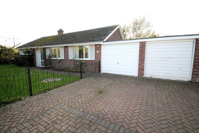 Thumbnail Detached bungalow for sale in Leyburne Close, Ledburn, Buckinghamshire