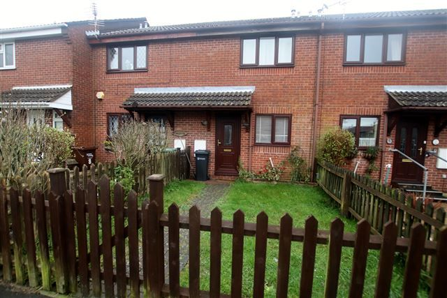 Thumbnail Terraced house to rent in Chalkpit Road, Paulsgrove, Portsmouth, Hampshire