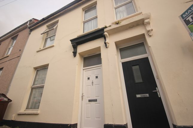Thumbnail Terraced house to rent in Plym Street, Plymouth