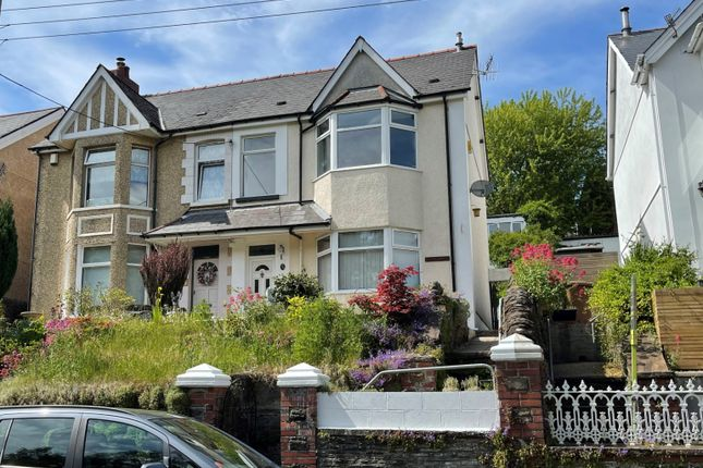 4 bed semi-detached house for sale in Park Road, Hengoed CF82
