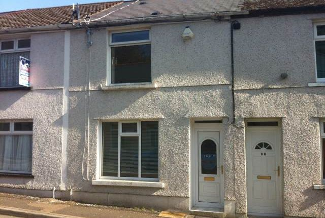 Thumbnail Terraced house to rent in Vaynor House, Pennant Street, Ebbw Vale