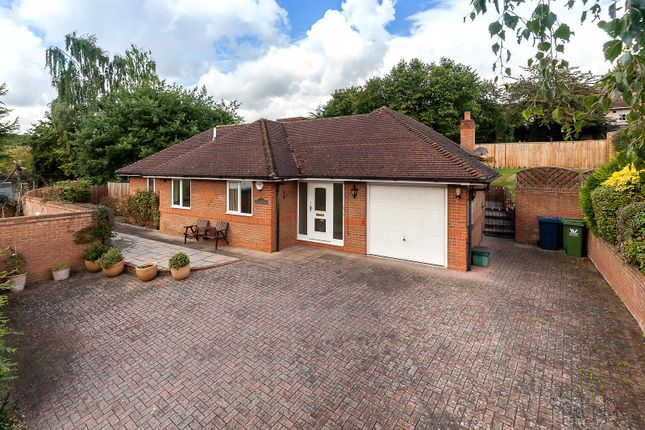 Thumbnail Detached bungalow for sale in New Road, Marlow Bottom, Buckinghamshire