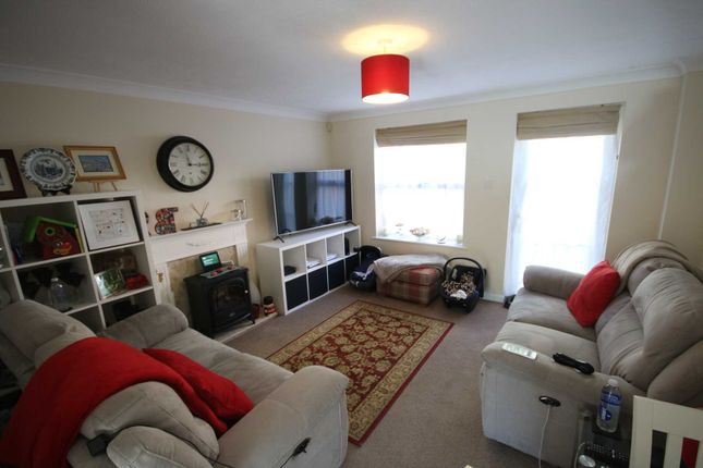 Thumbnail Terraced house to rent in Silvester Way, Church Crookham, Fleet