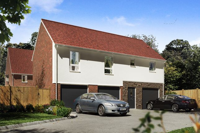 """Thumbnail Property for sale in """"The Midsomer"""" at Tithe Barn Lane, Exeter"""