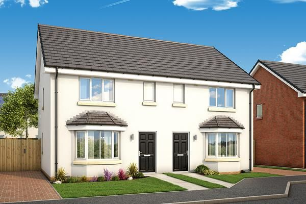 "Thumbnail Property for sale in ""The Buchanan At Abbotsway"" at Inchinnan Road, Paisley"