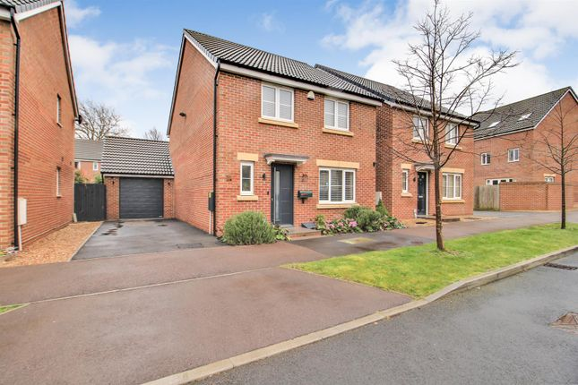 Thumbnail Detached house for sale in Spinners Road, Brockworth, Gloucester