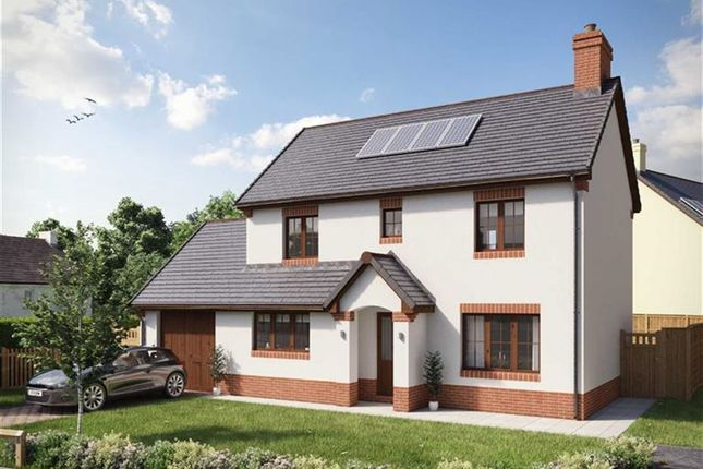Thumbnail Detached house for sale in Penllyn, Cilgerran, Cardigan